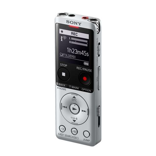 SONY 索尼 ICD-UX570FS 錄音筆 4G 銀色