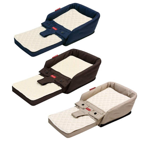 日本 farska 安心守護多功能床中床(成長型-附固定帶)(三款可選) 40X70X17【麗兒采家】