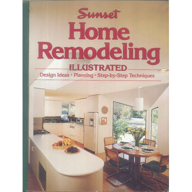 Home Remodelling Illustrated -9780376013545