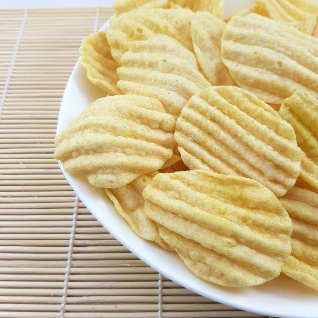 嘗甜頭 附發票 烤雞洋芋片 85公克 洋芋片 烤雞口味 休閒零食 餅乾 九福