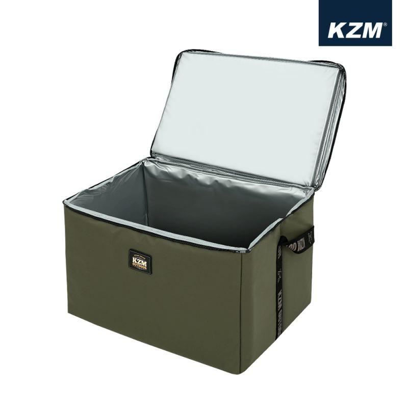 KAZMI KZM 素面個性保冷袋45L