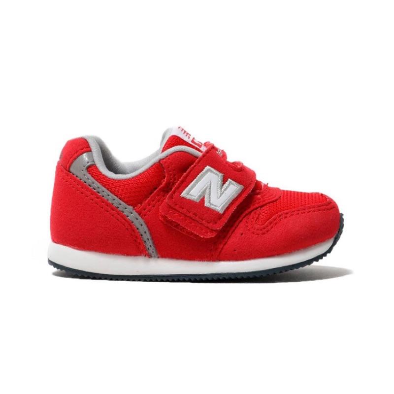 [New balance] 兒童運動鞋 紅 IV996CRD 《曼哈頓運動休閒館》