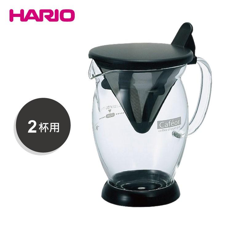 日本 HARIO V60 免濾紙咖啡分享杯-300ml (CFO-2B)