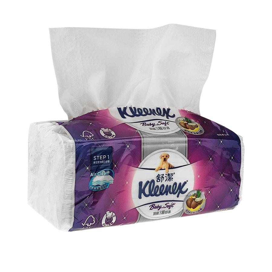 舒潔 衛生紙 舒潔 抽取式衛生紙 舒潔衛生紙 好市多 Costco 好市多衛生紙 面紙 紙巾 餐巾紙 URS