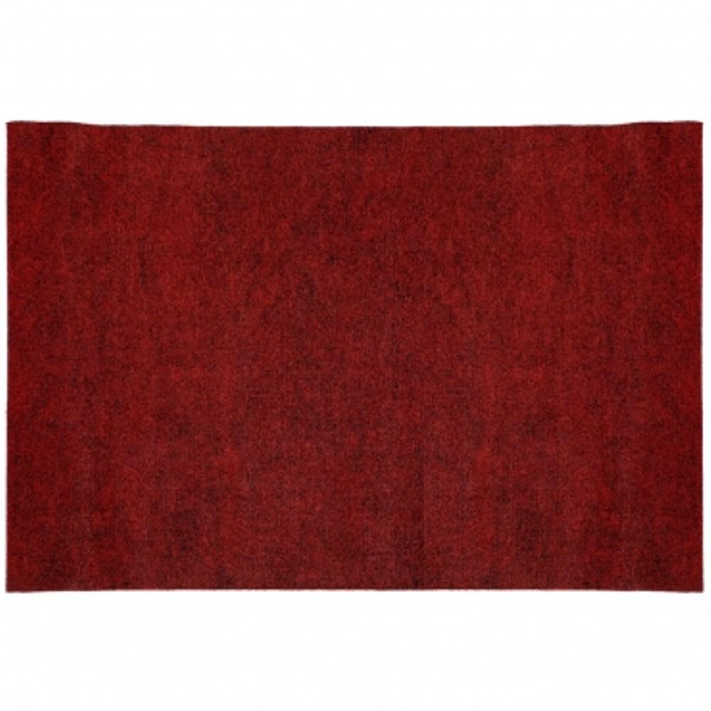 防蹣除臭抗菌止滑墊(60x90)紅色
