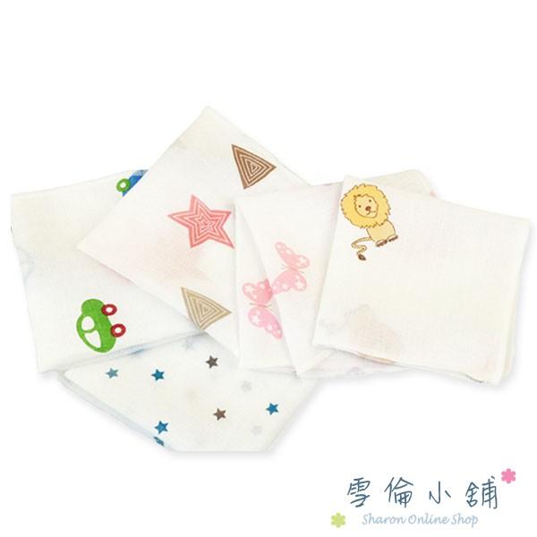 手帕紗布巾餵奶巾洗澡巾-日本高密度卡通洗澡巾 雪倫小舖