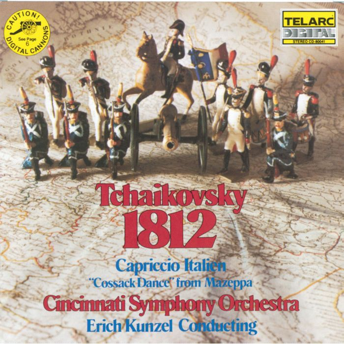柴可夫斯基 1812序曲 Tchaikovsky 1812 Overture 80041
