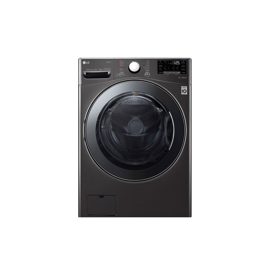 LG 樂金 WiFi 滾筒 洗衣機 蒸洗脫烘 尊爵黑 19公斤 WD-S19VBS 全省免運+基本安裝+舊機回收