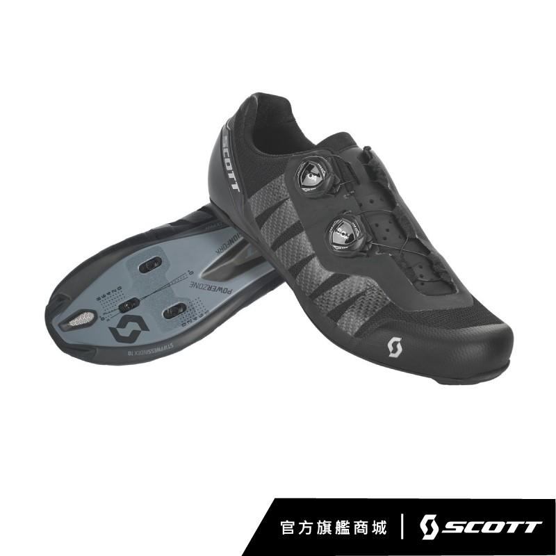 SCOTT ROAD RC ULTIMATE SHOE 終極版HMX碳纖公路車鞋 / 雙BOA系統 [碳纖黑]