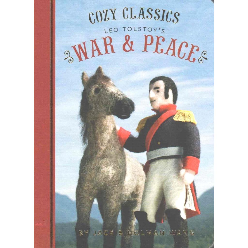 War and Peace【三民網路書店】(硬頁書)[5折]