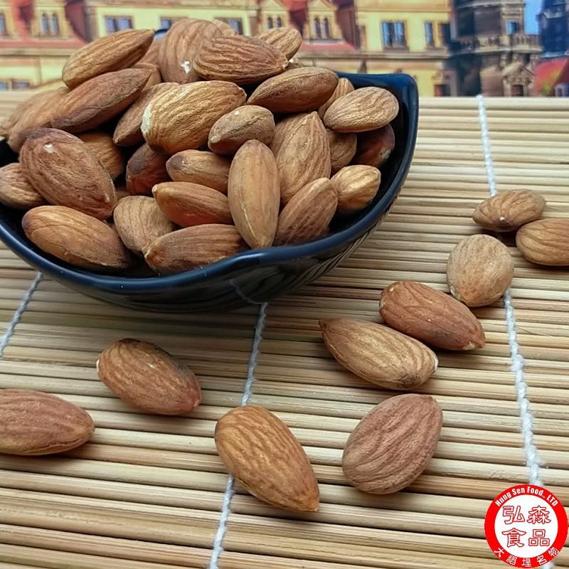 【弘森食品行】低鹽杏仁果酥(300公克±5公克)