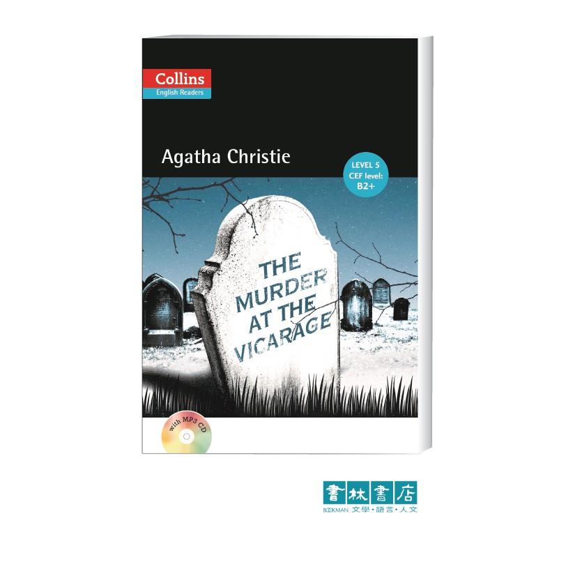 Collins English Readers: Agatha Christie系列讀本《牧師公館謀殺案》附CD