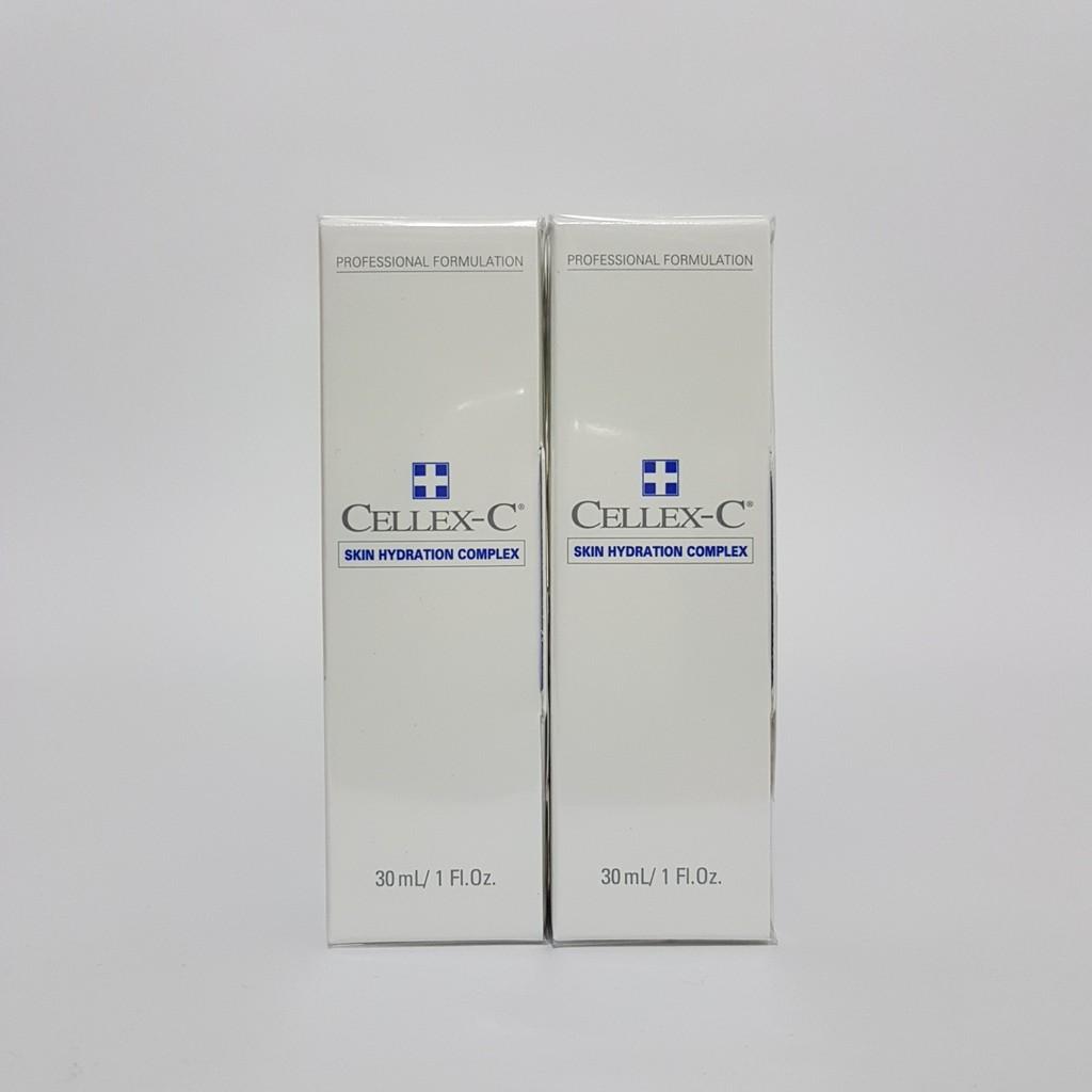[本月促銷] Cellex-C希蕾克斯玻氨酸保濕凝膠30ml x2瓶入 特惠組合