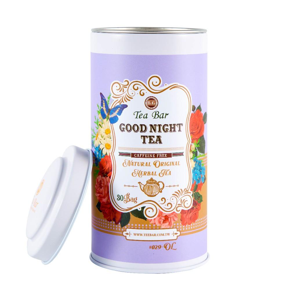 B&G 德國農莊 Tea Bar 晚安花茶 - L瓶(30包入)