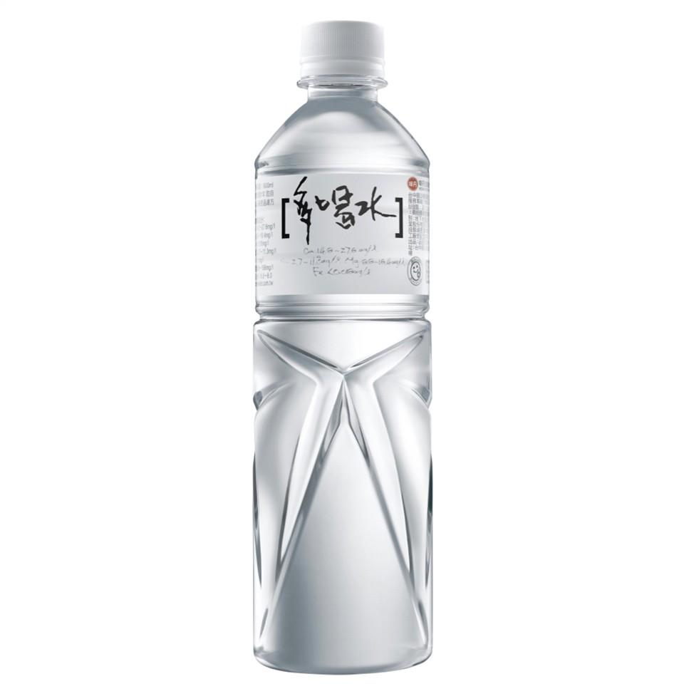味丹 多喝水 礦泉水 600ml 【康鄰超市】