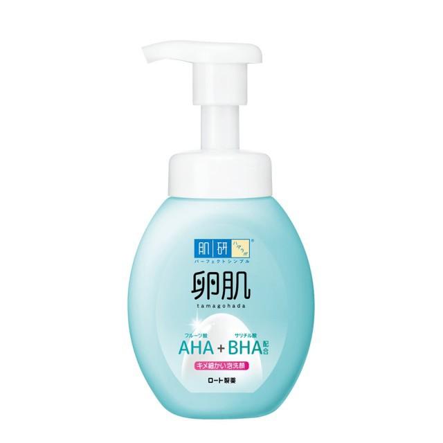 【iBeaute】肌研卵肌溫和去角質泡洗顏 (160ml)