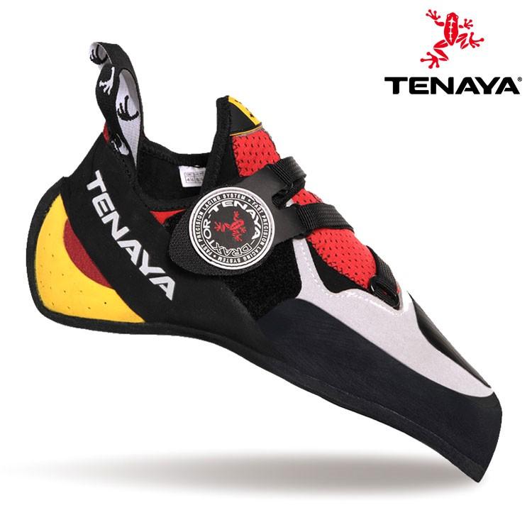 Tenaya IATI攀岩鞋【黑紅】