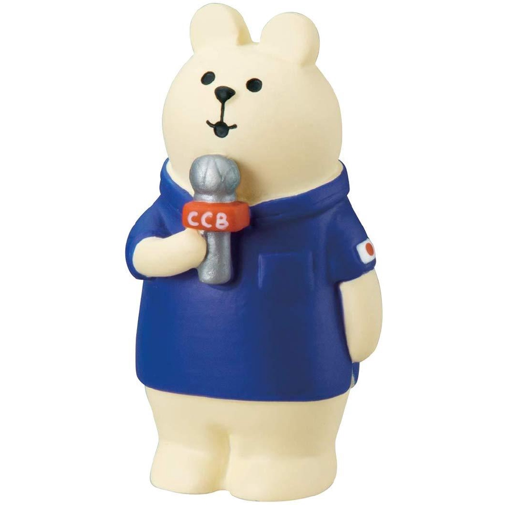 DECOLE Concombre Report Polar Bear eslite誠品