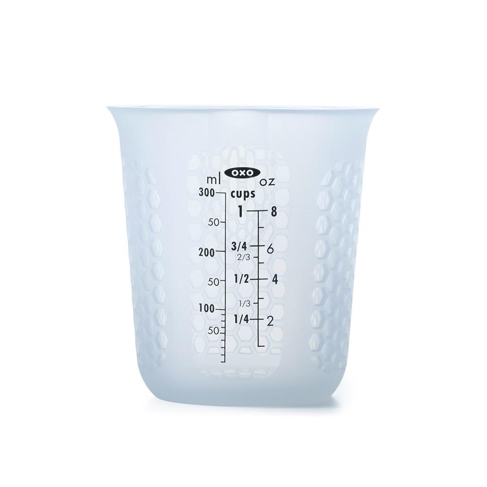 【OXO】矽膠軟質量杯 - 共3款《泡泡生活》烘焙 料理