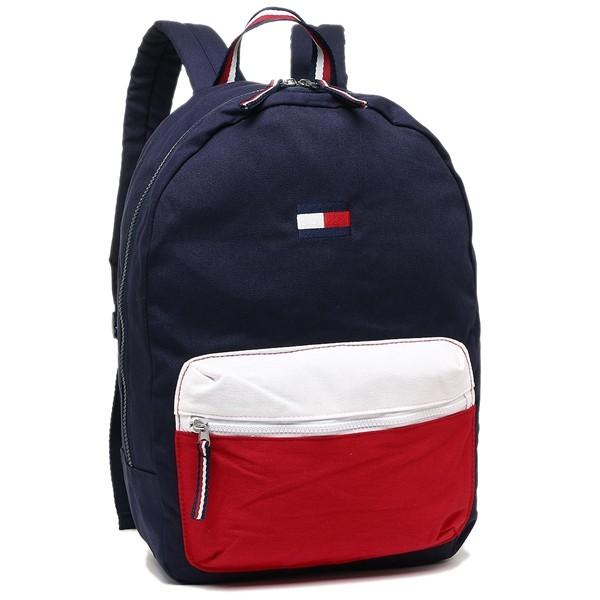 Tommy Hilfiger 旅行包 後背包 輕量後背包 休閒包 帆布包 旅行包 後背包 T34898 深藍色(現貨)