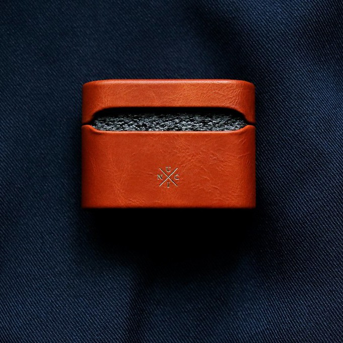Unic 真皮 Airpods Pro 保護殼/皮革耳機保護套 (三色選)物 大人物 - 創意生活設計好物