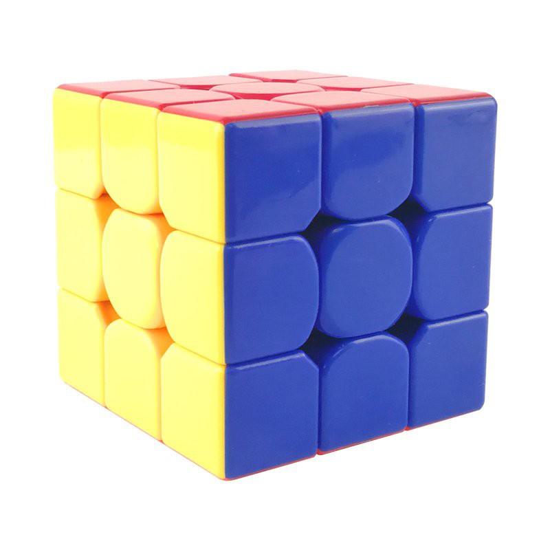 Magic Speed Cubet 3x3x3 益智魔方 積木玩具 魔術方塊 比賽專用【魔力電玩】