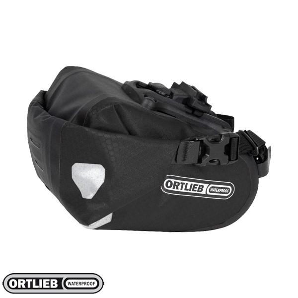德國[ORTLIEB] Saddle-Bag Two; 1.6L 防水腳踏車座下袋《長毛象休閒旅遊名店》
