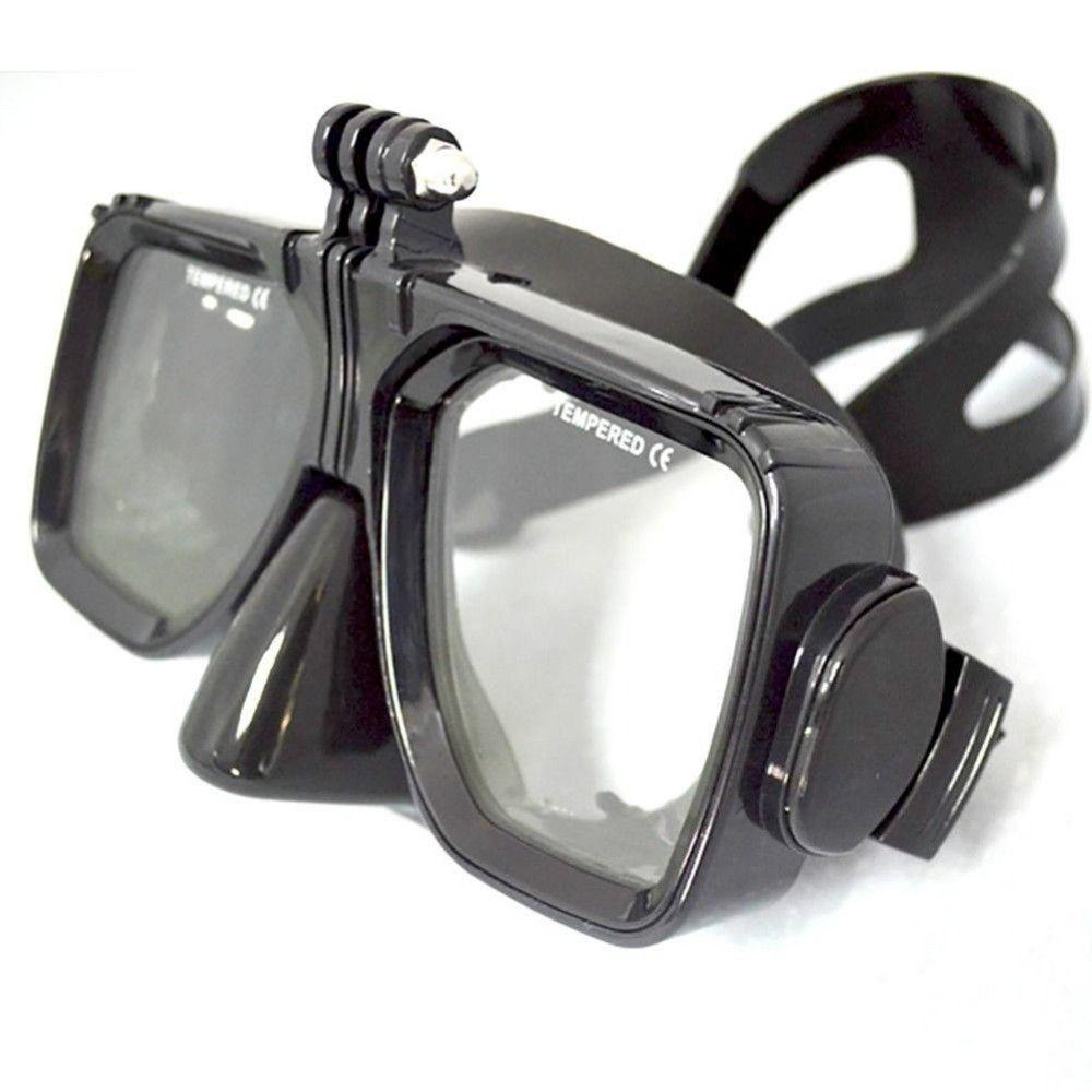 運動攝影機用 潛水面罩(半罩/全罩) gopro sjcam