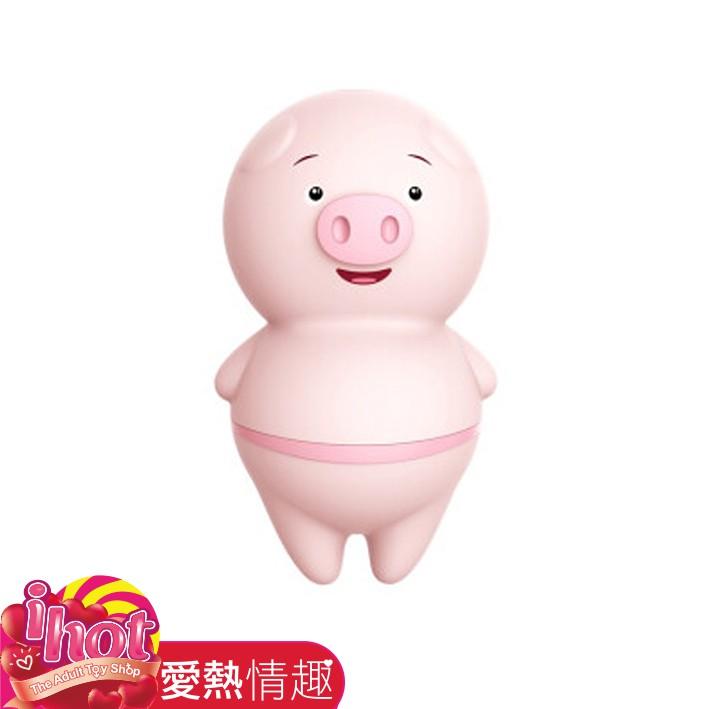 LILO-萌寵豬 6頻 舌舔按摩器