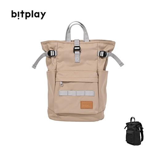 bitplay | 輕旅包Lite 都市輕旅必備 黑色淺卡其 二色可選