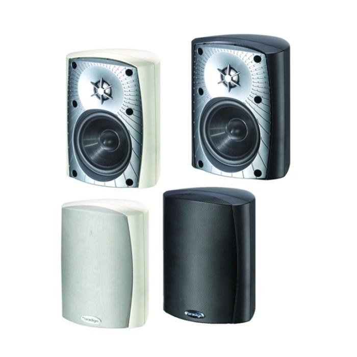 加拿大 Paradigm Stylus 370 v.3  戶外防水喇叭/對 黑白兩色可選 公司貨享保固《名展影音》