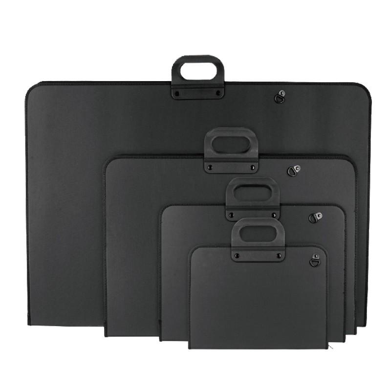 A1-A4, B3 無孔作品袋(硬質) 掛圖袋 文件夾 資料簿ZDC系列 畫冊 作品袋【俊泉文具】