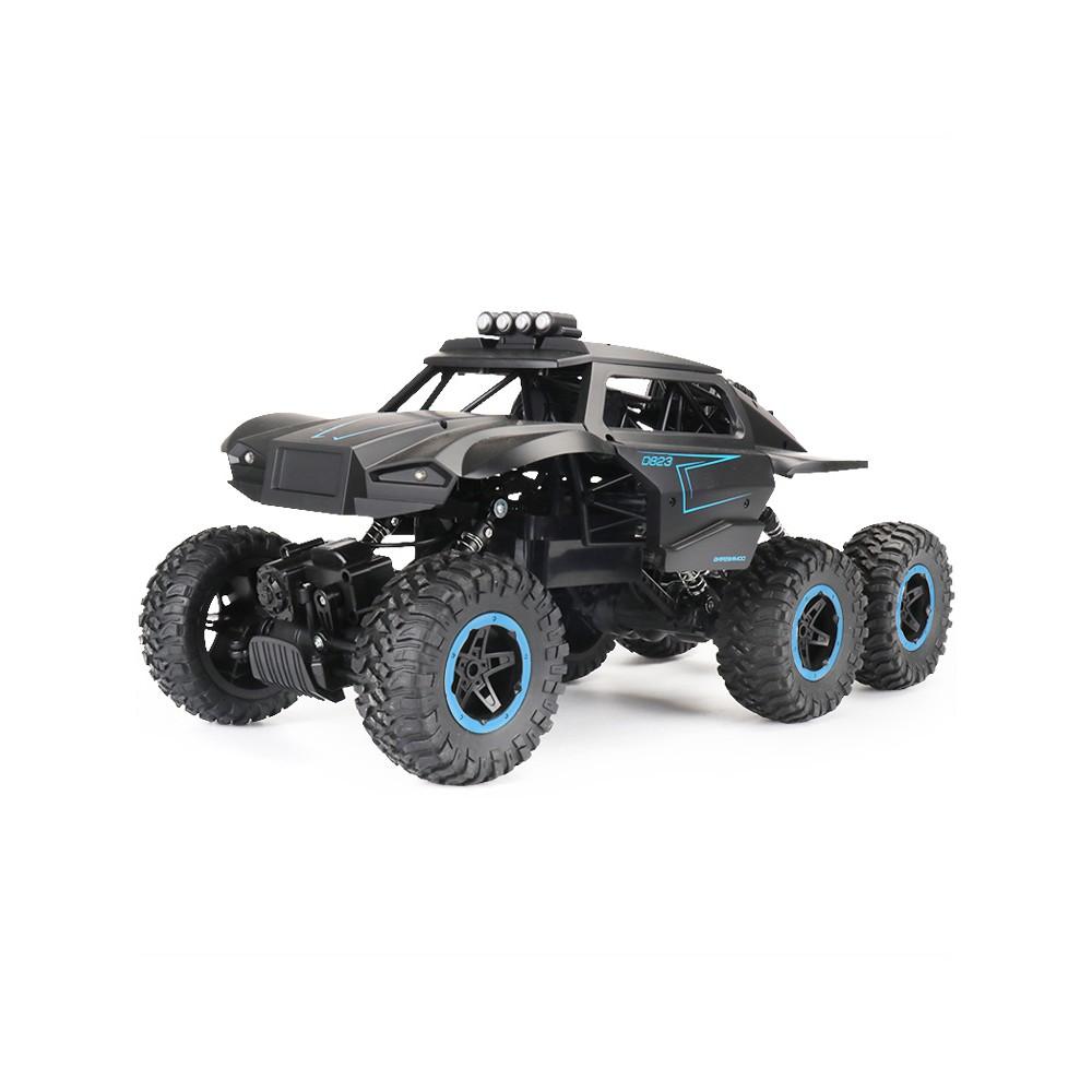 [超大號六輪]遙控越野車四驅高速攀爬賽車充電動兒童玩具男孩汽車