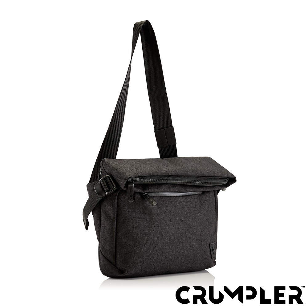 【Crumpler】 小野人MINI ROCKET 小火箭側背包 (S) 黑色