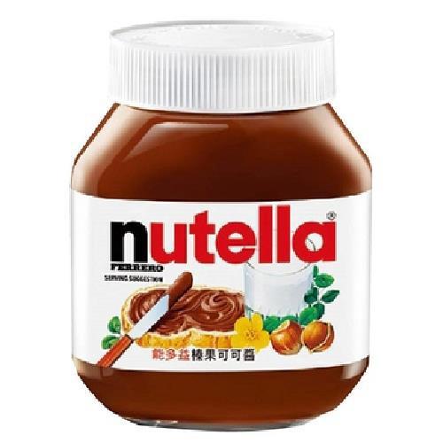 能多益nutella 榛果可可醬(350g/罐)[大買家]