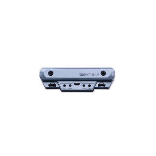 Double X2 X0 響孔式 雙系統拾音器 收打板 民謠吉他 USB充電 公司貨【宛伶樂器】