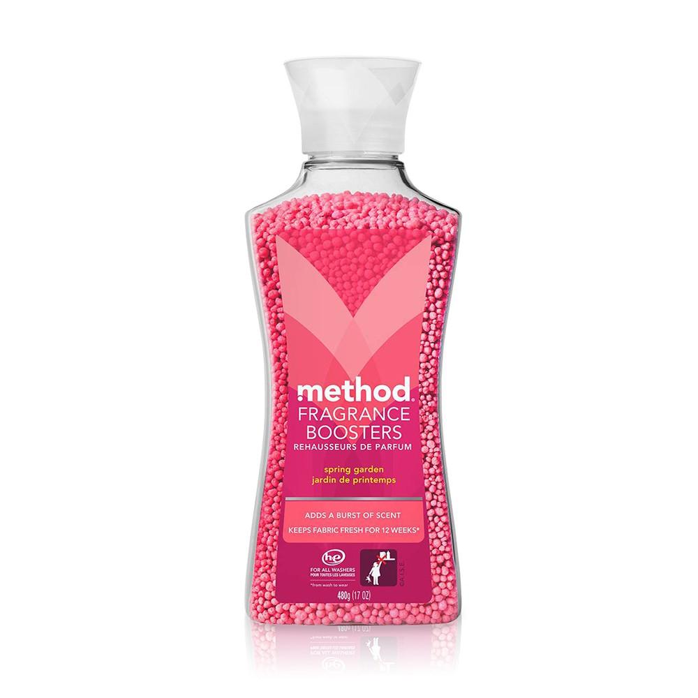 Method 美則 衣物香氛豆-春天的花園480g 香氛顆粒 擴香技術 香香豆 香香錠