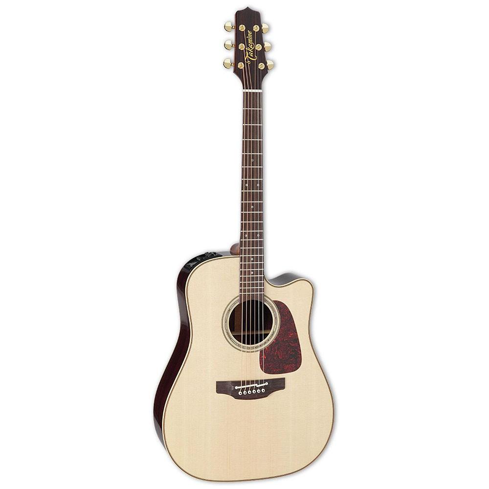 日本廠 Takamine P5DC 玫瑰木側背板 電木吉他 音色甜美 工藝極品 日本極致工藝【民風樂府】