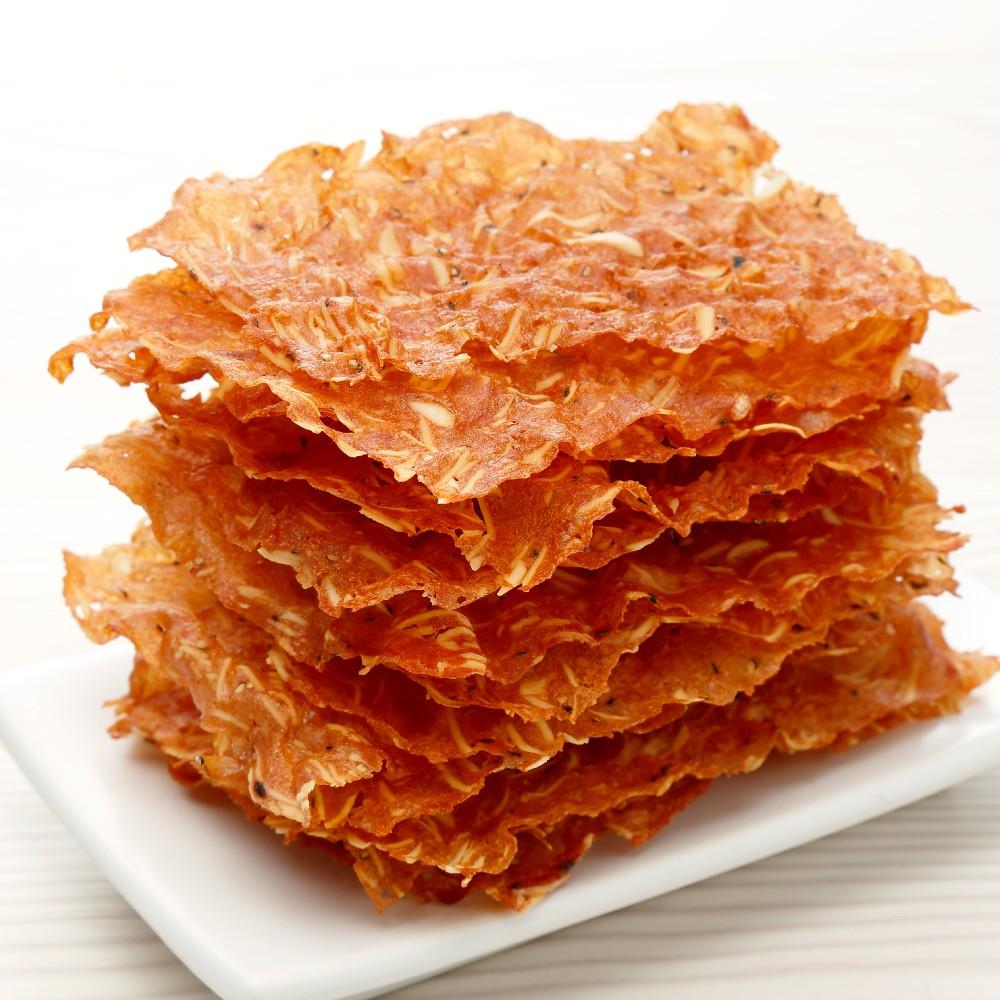 《阮的肉干》脆片肉干黑胡椒(旅行包)70g