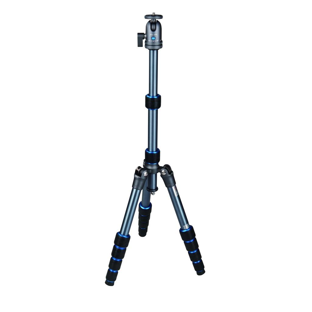 [出清] NEST NT-6235AK 多彩反摺腳架 低角度收納 旅行 Befree one 參考 相機專家 [公司貨]