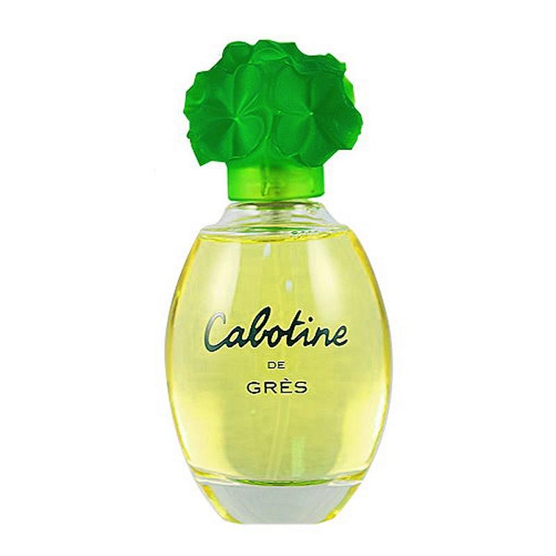 【Gres Cabotine 】清秀佳人女性淡香水 100ml 台南5顏6色香水化妝品保養品