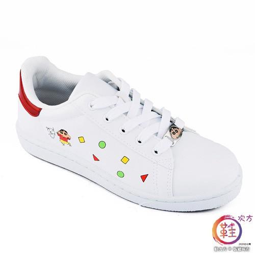 鞋次方 女生休閒鞋 板鞋 蠟筆小新 SC7826