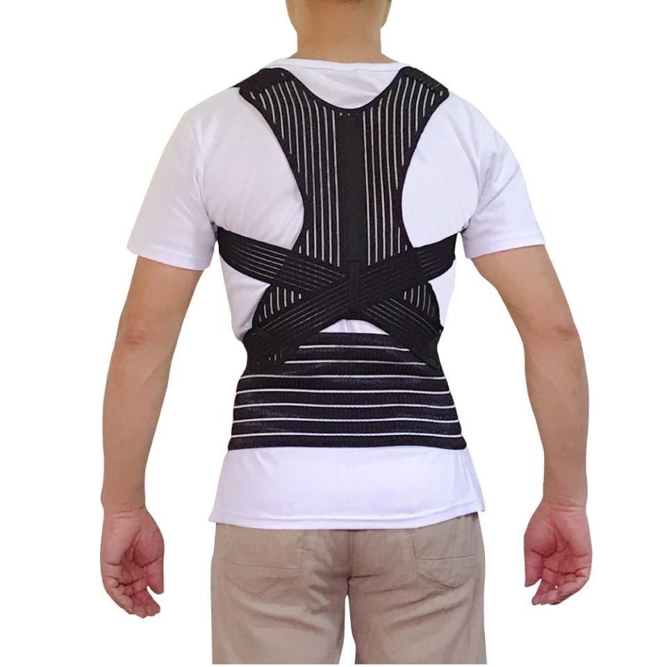 【菁炭元素】鍺 x 竹炭前拉式美姿帶 拉背帶 挺背 鍺片 鍺石 鍺 竹炭 竹炭護腰 竹炭腰帶 前拉式 男女適用