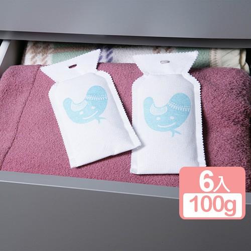 《真心良品》重覆使用環保除濕袋100g(6入)