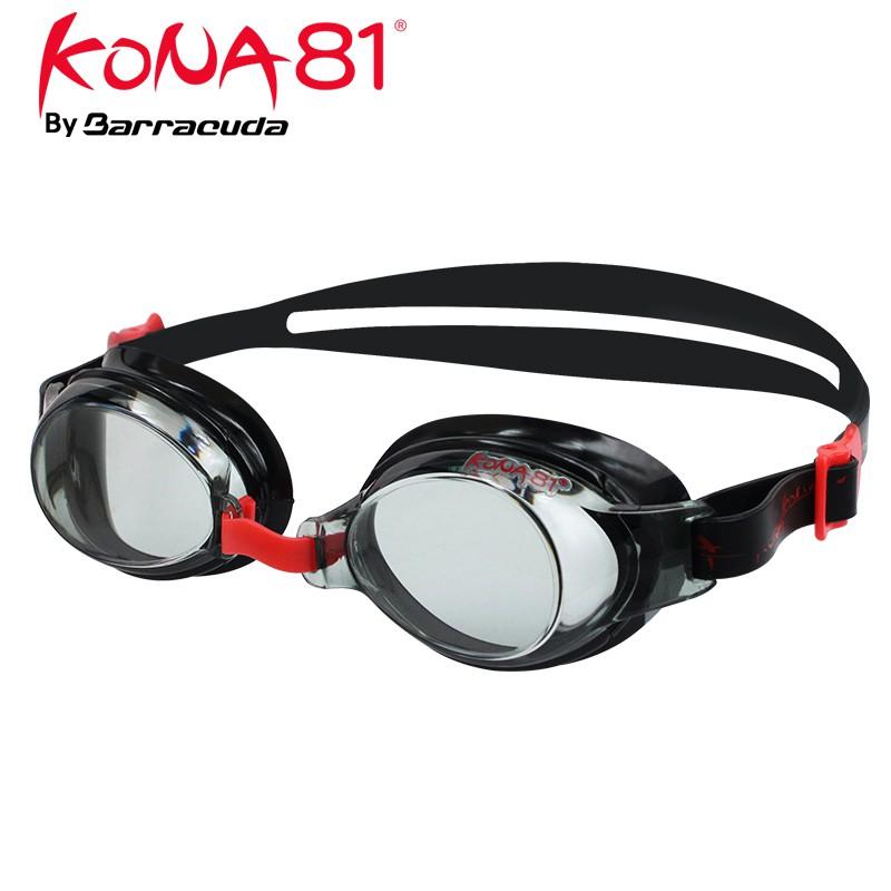 美國 KONA81 三鐵度數泳鏡 防霧泳鏡 K713-95 - 鐵人三項近視專用