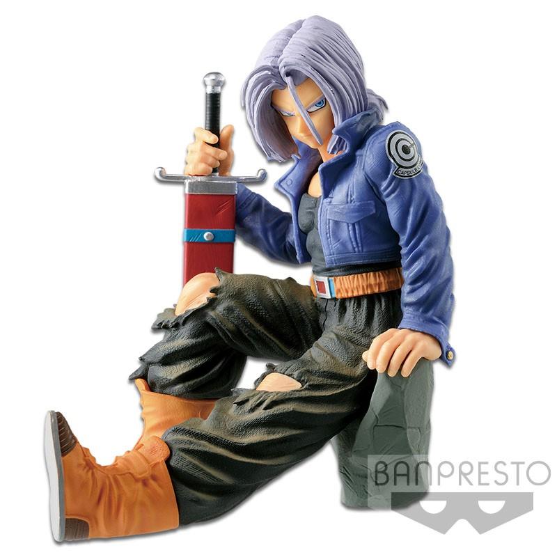 BANPRESTO 代理版 七龍珠Z 造形天下一武道会2 其之八 特南克斯 普通色 【哈玩具】