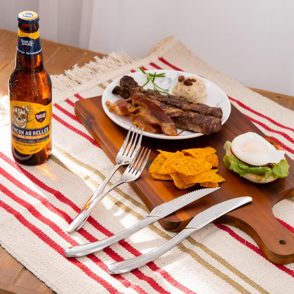 【Besteck】 貝斯特 餐刀/牛排刀《泡泡生活》