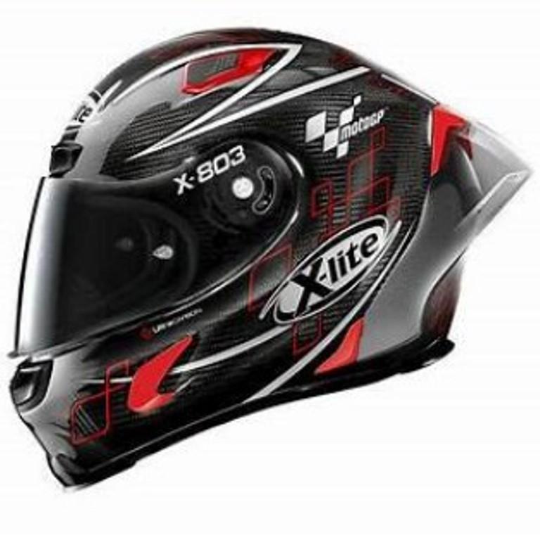 NOLAN  X803RS  碳纖維  大尾翼 賽道帽 MOTOGP賽道聯名款