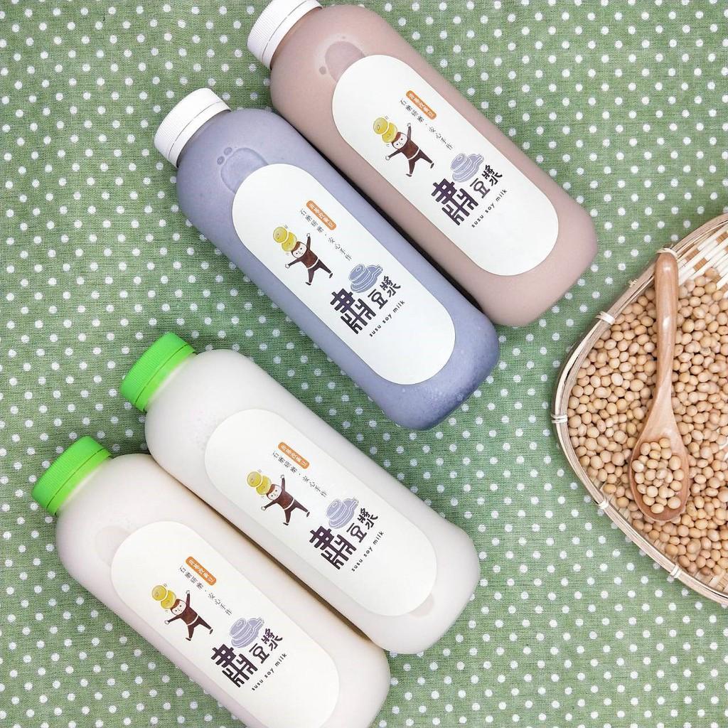 【肅豆漿】大瓶綜合豆漿組/4瓶