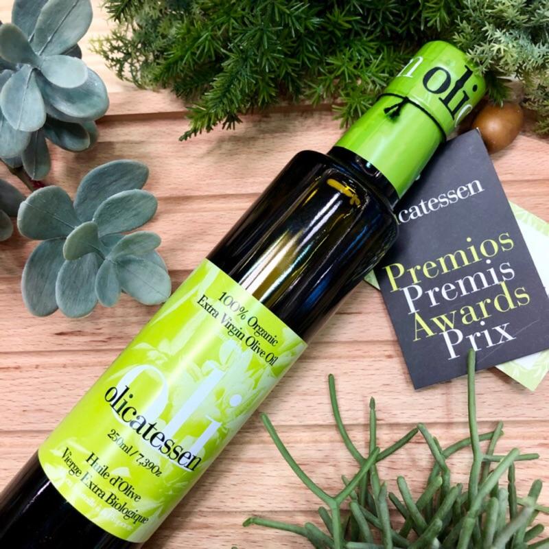 olicatessen西班牙特級初榨橄欖油